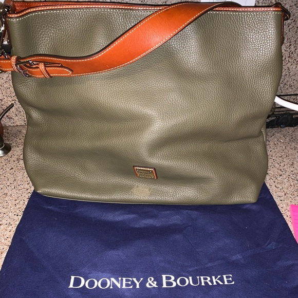ff98b77faa Dooney & Bourke Bags | Dooney And Bourke Extra Large Courtney Sac ...